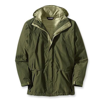 photo: Patagonia Liquid Sky Jacket waterproof jacket