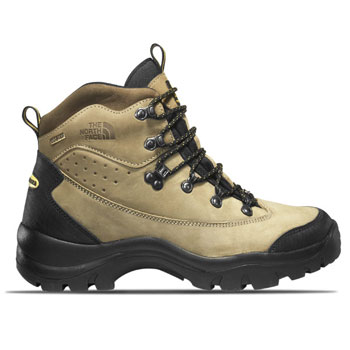 photo: The North Face Trek Light Leather GTX hiking boot