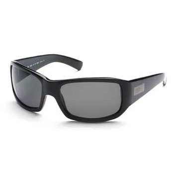 Smith Bauhaus Sunglass - Black/Polarized