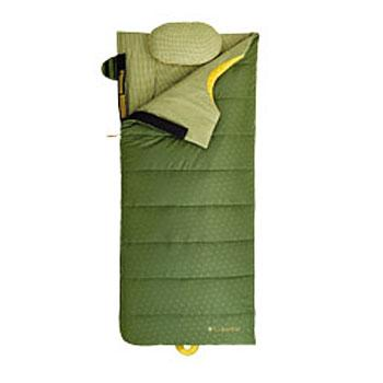 photo: Columbia Fallmouth 3-season synthetic sleeping bag