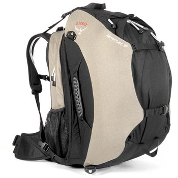 photo: Osprey Women's Departure 60 weekend pack (3,000 - 4,499 cu in)