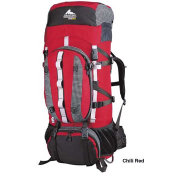 photo: Gregory Denali expedition pack (4,500+ cu in)