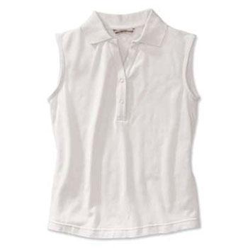 Ex Officio Go To Sleeveless Womens Polo