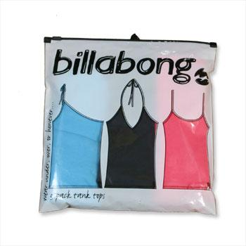 Billabong Triplet Tank Top 3 Pack