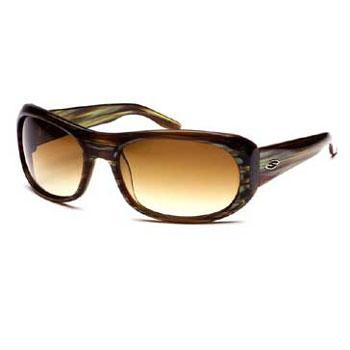 Smith Lovejoy Sunglasses Mica/Brown Gradient