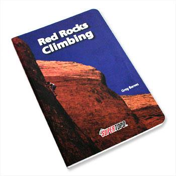 Alpen Books Red Rocks Climbing Super Topos