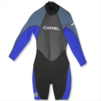 Xcel 2mm Icon L/S Spring Suit