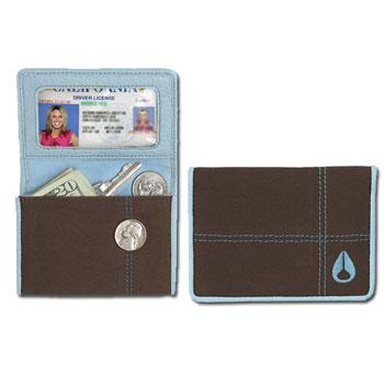 Nixon Womens Slot Wallet