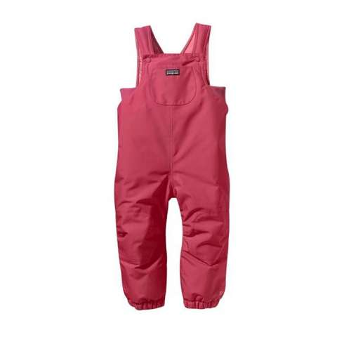 photo: Patagonia Baby Puff Rider Overalls snowsport pant