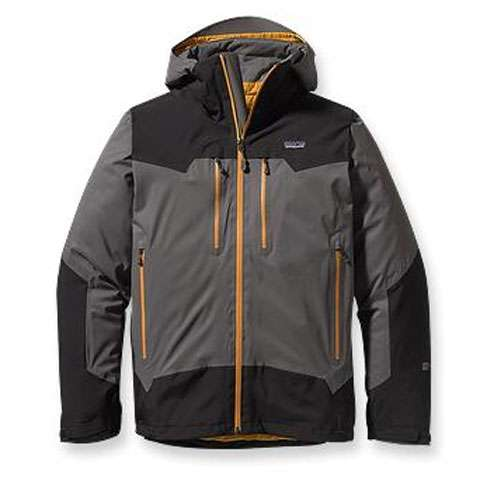 photo: Patagonia Men's Ice Field Jacket snowsport jacket