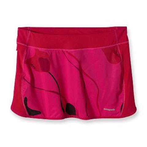 photo: Patagonia Girls' Multi-Use Skirt running skirt