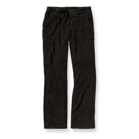 photo: Patagonia Women's Plush Synchilla Pants fleece pant