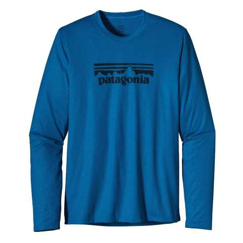 photo: Patagonia Long-Sleeved Polarized Tee long sleeve performance top