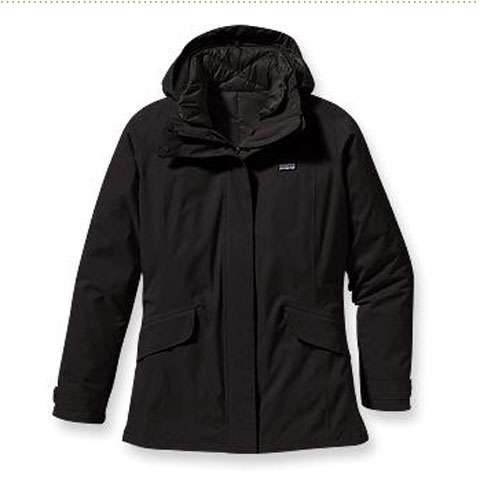 photo: Patagonia Tres 3-in-1 Jacket component (3-in-1) jacket