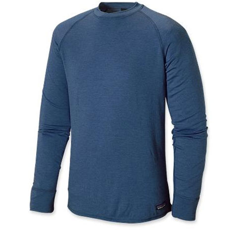 photo: Patagonia Wool 2 Crew base layer top