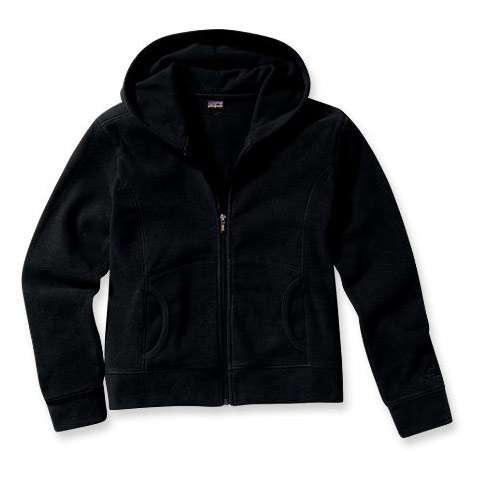 photo: Patagonia Plush Synchilla Hoody fleece top