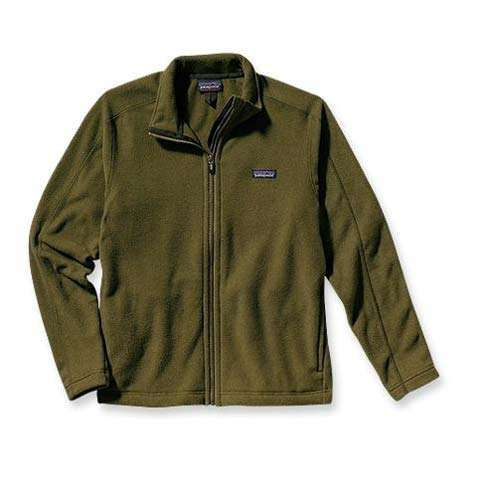 photo: Patagonia Men's El Cap Jacket fleece jacket