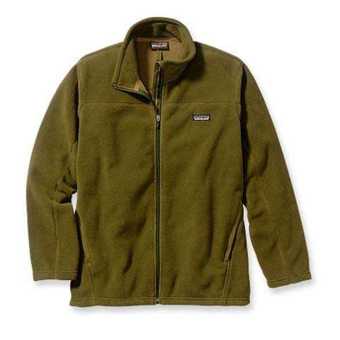photo: Patagonia Synchilla Windproof Jacket fleece jacket