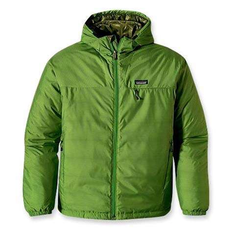 Patagonia Micro Puff Hooded Jacket - Synthetic Insulation