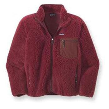 photo: Patagonia Men's Retro Cardigan fleece jacket