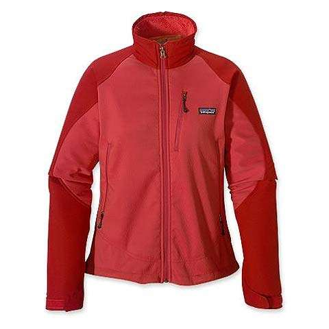 photo: Patagonia Women's Core Skin Jacket soft shell jacket