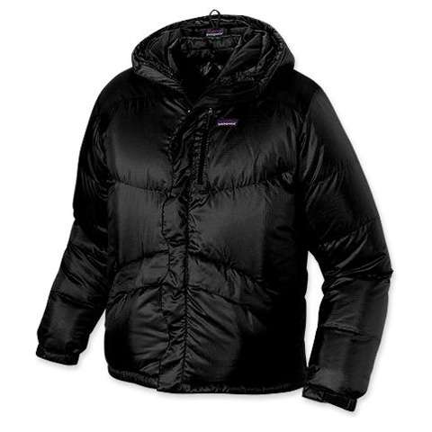 photo: Patagonia Down Parka down insulated jacket