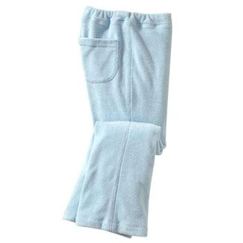 photo: Patagonia Girls' Plush Synchilla Pants fleece pant
