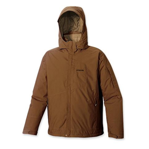 photo: Patagonia Puff Bowl Jacket snowsport jacket