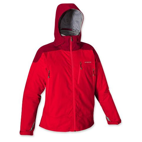 Patagonia White Smoke Jacket