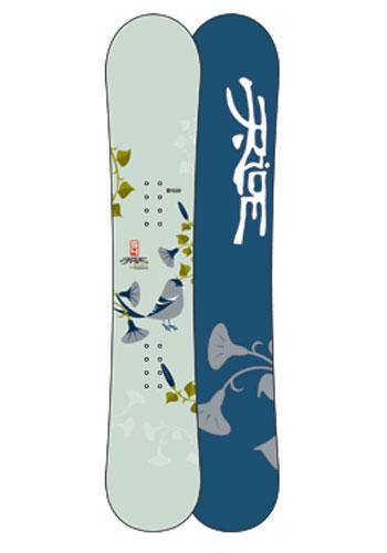 Ride Solace Snowboard - 05 - Closeout