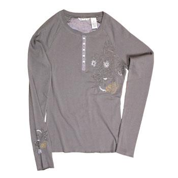 Roxy Brandon River L/S Tee - Women's - 06