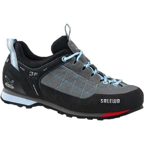photo: Salewa Women's Mountain Trainer Light approach shoe