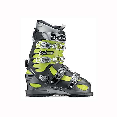 photo: Scarpa Typhoon alpine touring boot