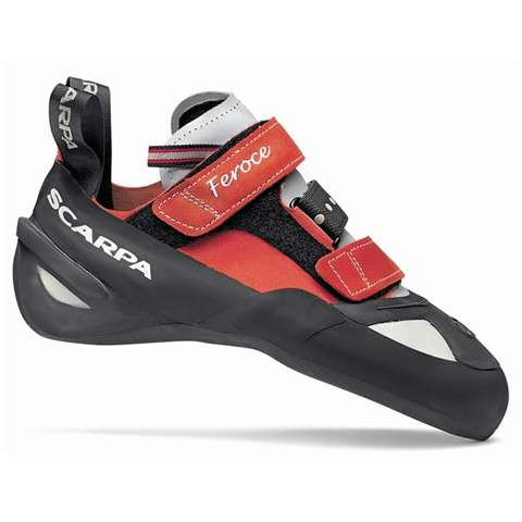 photo: Scarpa Feroce climbing shoe