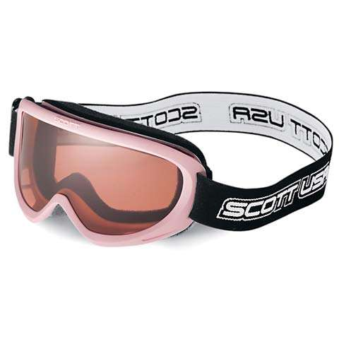Scott Little Peopel Goggles Pink Amplifier - Junior - Scott Goggles
