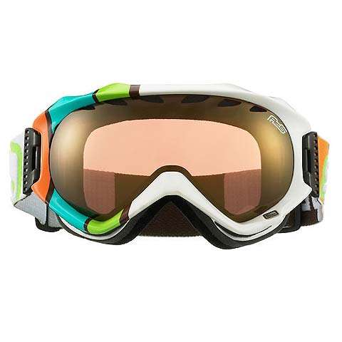 Scott Alibi Partridge Goggles - Chrome Amplifier - Scott Goggles