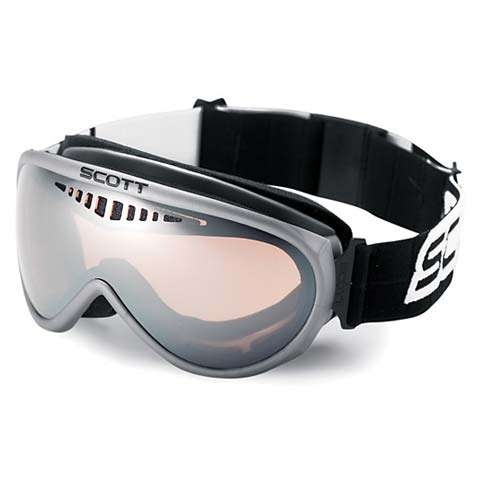Scott Storm OTG Goggles Silver Chrome Amplifier - Scott Goggles