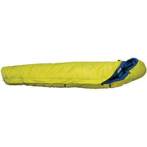 photo: Sierra Designs Cirque 3-season down sleeping bag