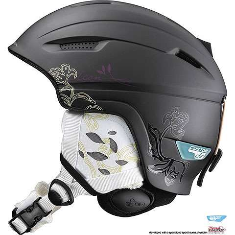 photo: Salomon Icon Custom Air Helmet