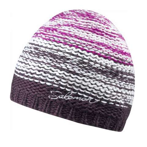 photo: Salomon Miss Beanie winter hat