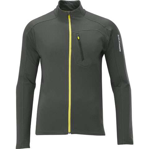 photo: Salomon XA Jacket fleece jacket