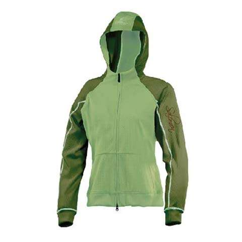 Salomon Motomesh Logo Zipped Hoody