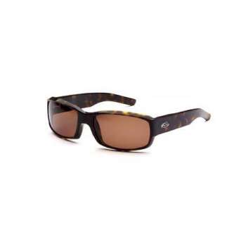 Smith Cassius Dark Tortoise / Polarized Brown