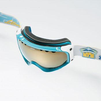 Spy Solider MFM Signature Light Blue/ Gold Flash - 06 <br />