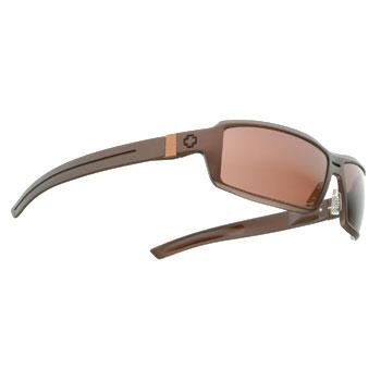 Spy KGB Anodized Brown / Red Bronze
