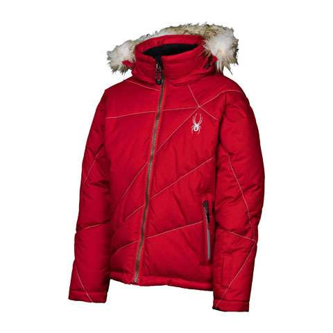 photo: Spyder Hottie Jacket snowsport jacket