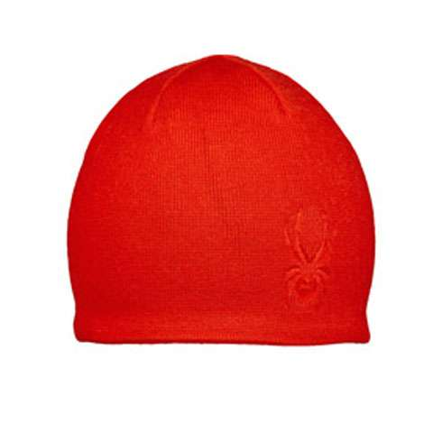 photo: Spyder Women's Bug Button Hat winter hat