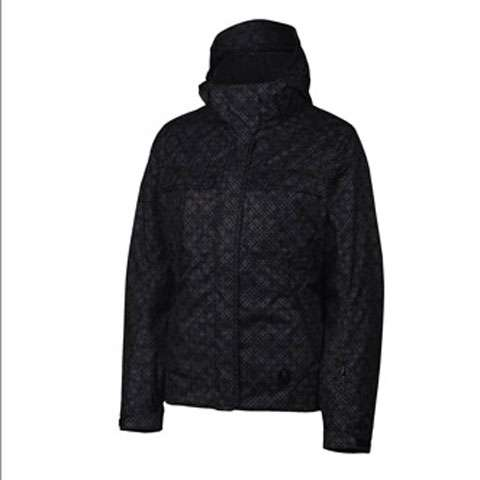 photo: Spyder Dish Jacket snowsport jacket