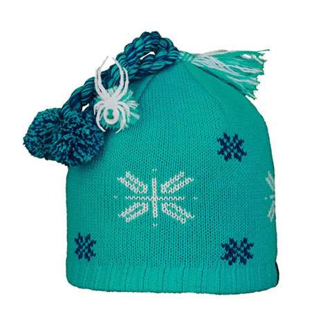 photo: Spyder Snowflake Hat winter hat