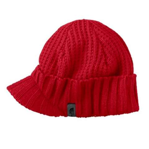 photo: The North Face Finn Visor Beanie winter hat